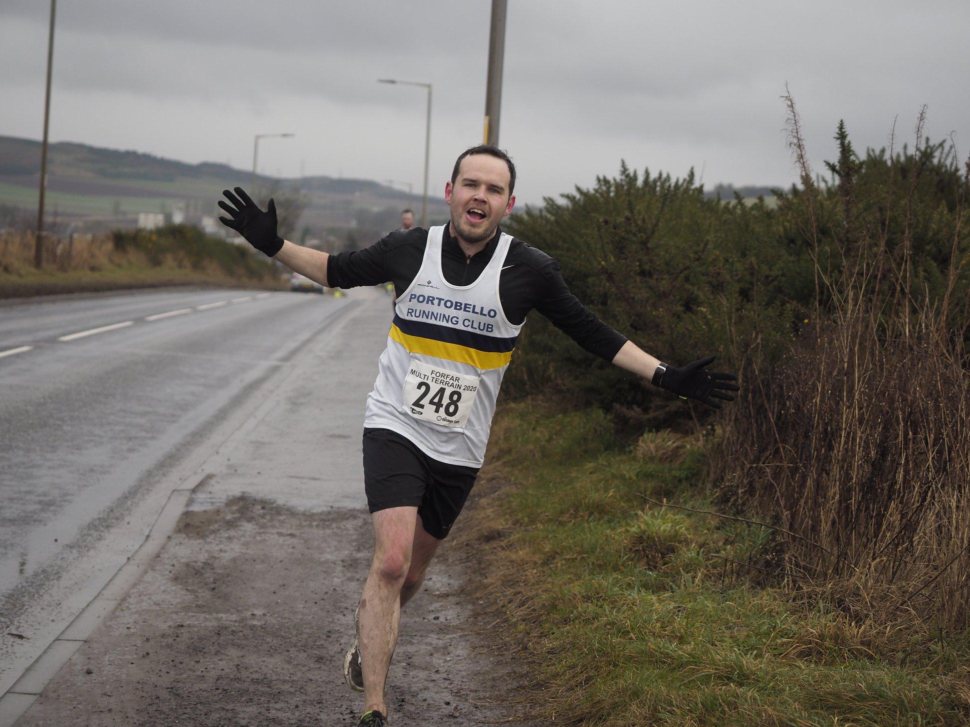 Forfar Multi Terrain Half Marathon LH